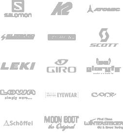 Wir führen folgende Marken